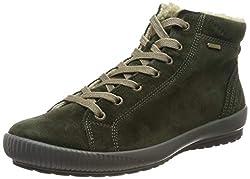 Legero Damen Tanaro Gore-Tex', High-Top Sneaker, Grün (Forest (Gruen) 78), 44 EU (10 UK)