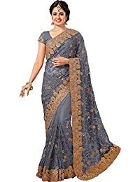33391dfba61a18 Net Women s Sarees  Buy Net Women s Sarees online at best prices in ...