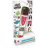 Canal Toys CT07201 1 X Electronique - Kids United - Micro Karaoké