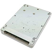 Goliton mSATA mini PCI-E SSD SATA da 2,5 pollici IDE
