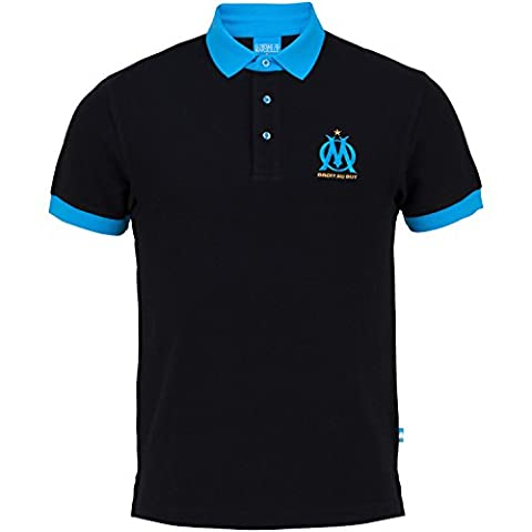 Polo OM - Collection officielle Olympique de Marseille - Taille adulte homme L