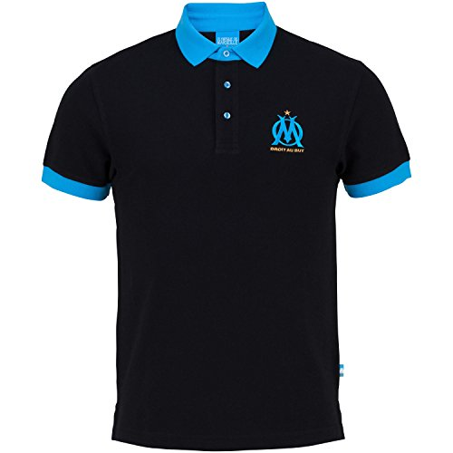 OLYMPIQUE DE MARSEILLE Polo Om - Collection Officielle Taille Adulte Homme S