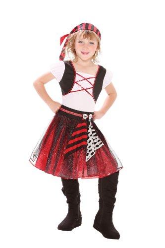 Imagen de punky de priate  niños disfraz  grande  134cm 146cm a