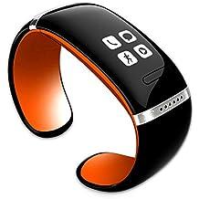 Tera L12S Bluetooth Bracciale Orologio da Polso Intelligente Mp3 OLED