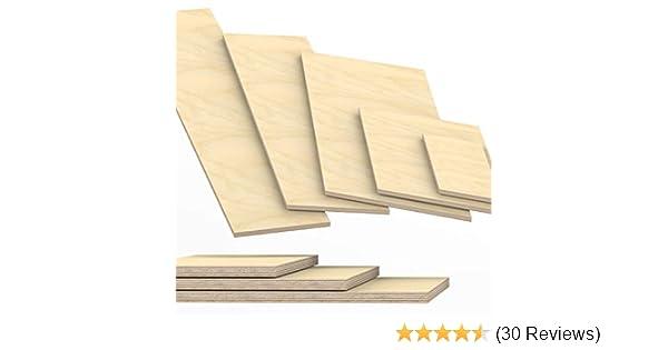 Siebdruckplatte 24mm Zuschnitt Multiplex Birke Holz Bodenplatte 100x150 cm