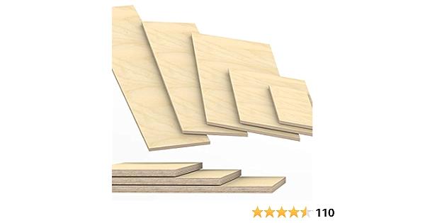 Siebdruckplatte 15mm Zuschnitt Multiplex Birke Holz Bodenplatte 60x130 cm