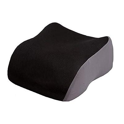 Motacare Child Booster Seat 3-12yrs (15-36KG) - Group II & III (Black, Bubu)