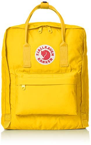FJÄLLRÄVEN Kånken Rucksack, Warm Yellow, 38 cm