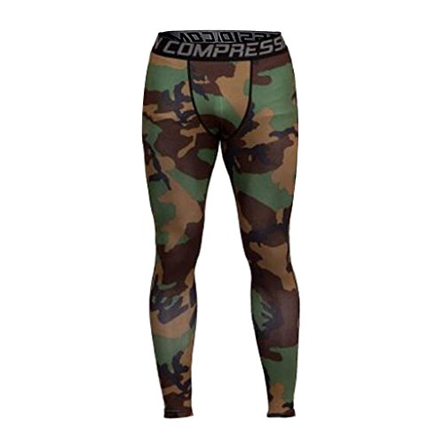 Männer Leggings lang Unterhose Unterwäsche Strumpfhose Herrenleggings Hose - Multicolor, XXL (Strumpfhosen Baumwolle Elastische Taille)