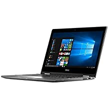 """Latest Dell Inspiron 15.6"""" FHD (1920x1080) Touchscreen 2-in-1 Laptop Computer (SkyLake Intel Core I5-6200U Up To 2.3 GHz, 12GB, 256GB Solid State Drive SSD, Backlit Keyboard, Bluetooth, Wins 10,Gray)"""