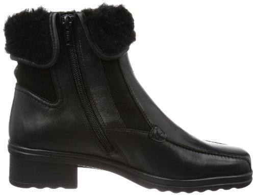 Shoes donna Mel Comfort Nero Stivali Gabor Schwarz Gabor schwarz qwAdZH