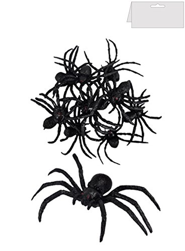 pack-of-nine-black-spiders-5cm