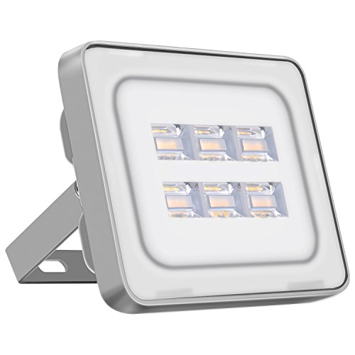 Viugreum Focos LED Exterior 20w / Proyector Reflector de Pared/Iluminación Exterior IP65...