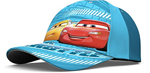 Disney Cars-WD19512 Gorra Color Imagen 18,0000 x 25,0000 x 13,0000 cm (WD19512