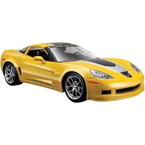 2009 Corvette Z06 GT1 1/24 by Maisto
