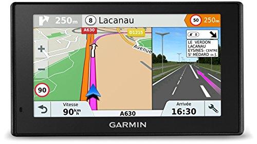 Gps auto Garmin DriveSmart 51 LMT-S - Taille 5 pouces