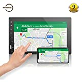 #6: Woodman WM2027 HD Full Touch Screen with Bluetooth/USB/AUX Double Din Car Stereo (WM2027 (Full Touch))