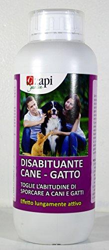 Zapi granular Repelente para perros y gatos , 1 lt