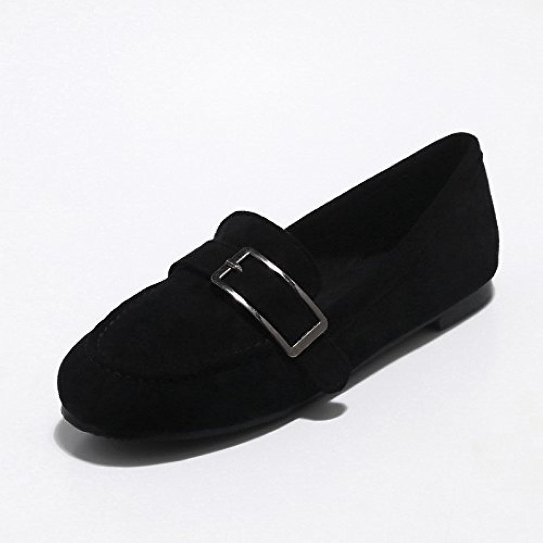 Conducción zapatos planos zapatos Zapatos de estudiante a la luz del gran número de boca superficial solo zapatos...