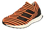 adidas Nemeziz Tango 17+ 360 Agility Uomo Scarpe de Calcio Soccer Cleats (UK 9.5 US 10 EU 44, Orange Black CG3659)