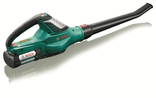 Bosch ALB 36 LI Cordless Leaf Blower with 36 V 2.6 Ah Lithium-Ion Battery