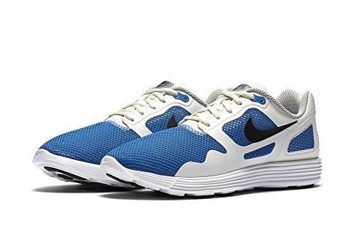 Nike Herren Lunar Flow Se Turnschuhe Morado (Phantom / Black-Fntn Blue-Cl Gry)