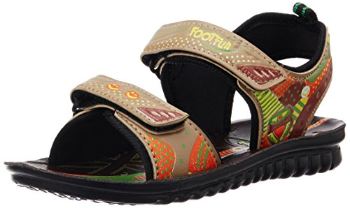 Foot Fun (from Liberty) Unisex Phntom-1 Sandals and Floaters
