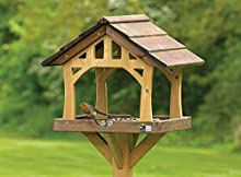RSPB Country Barn Table à Oiseaux en Bois 5 kg