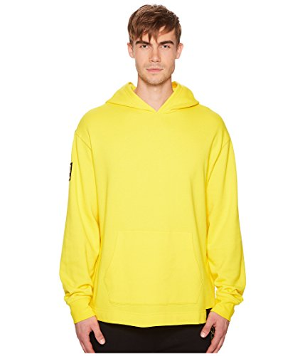 ff3b160a PUMA Men's x XO by The Weeknd Oversized Hoodie Cyber Yellow Large ...