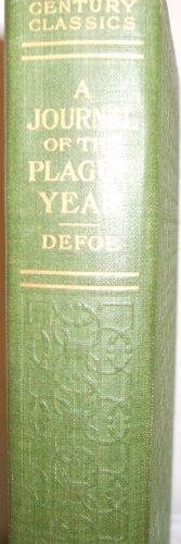 A Journal of the Plague Year par Daniel Defoe