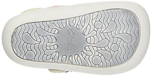 Clarks Baby Girls' Choc Cake Crawling Shoes