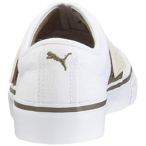 Puma El Rey, Sneaker unisex adulto Bianco (White - Weiss/white-whisper white)