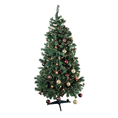 Homegear Deluxe 6ft 700 /1000 Tips Artificial Christmas / Xmas Tree