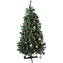 Homegear Alpine 6ft Deluxe Artificial Christmas / Xmas Tree with 700 Tips