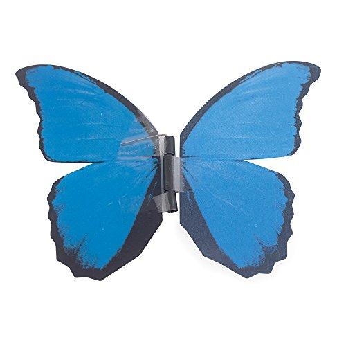 Funtime Gifts My Pet Morpho Schmetterling, Blau (My Pet Butterfly)