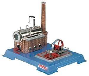 00012–Wilesco d 12–Machine à vapeur