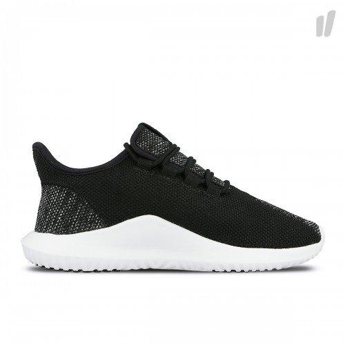 Adidas Sneaker Women TUBULAR SHADOW KNIT BY2220 Schwarz Weiß, Schuhgröße:37 1/3