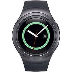 """Samsung Gear S2 - Smartwatch con Pantalla de 1.2"""", Color Negro- Versión Extranjera"""