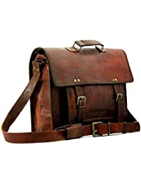 Leather Laptop Bags  Buy Leather Laptop Bags online at best prices ... 51ece35ddd3fe