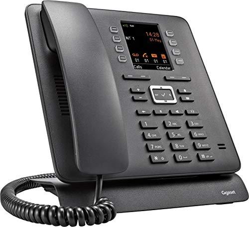 GIGASET Pro Maxwell C DECT schnurlos Tischtelefon Funktelefon (Schnurgebundenes Telefon Mit Headset)