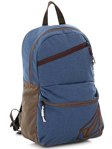 Volcom Academy - Mochila para hombre, color gris azulado, talla única