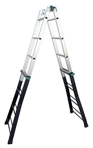Coamer B-45 - Escalera multiposiciones (acero-aluminio)