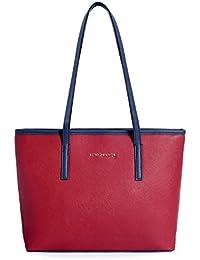 Lino Perros Red Hand Bag