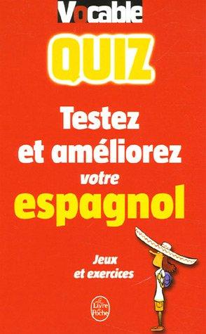 Vocable Quiz espagnol