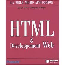 HTML et Développement Web