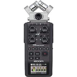 Zoom H6/UK Handy Recorder