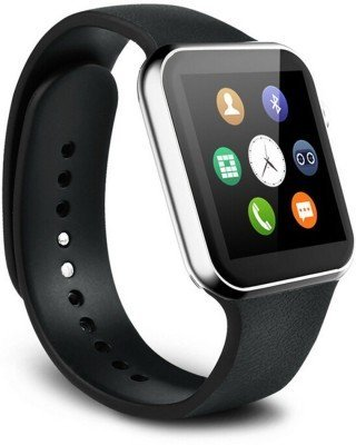 Micromax Canvas Nitro 3 E352 Compatible Smartwatch With SIM and Camera Card Slot Support   Analogue with Android and iPhone  WhatsApp and Facebook  Activity Tracker   Fitness Band   New Arrival Best Selling High Quality Available At Lowest Price By m-fit  available at amazon for Rs.5999