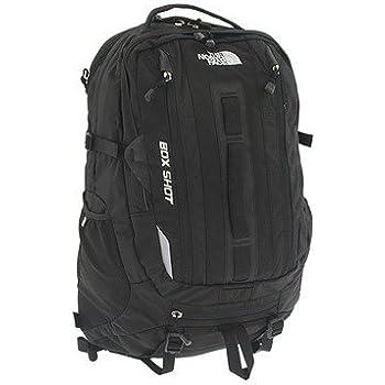 9c9cb36b1 North Face Black Big Shot Backpack: Amazon.co.uk: Sports & Outdoors