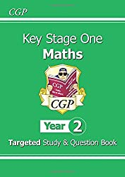KS1 Maths Targeted Study & Question Book - Year 2 (for the New Curriculum)