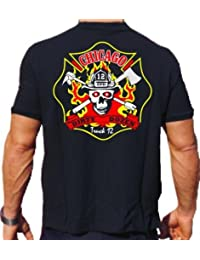 T-Shirt Chicago Fire Dept–Truck 12–Dirty Dozen